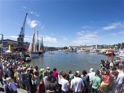 Bristol Harbour Festival 2021