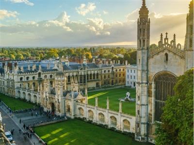 Cambridge... as you please