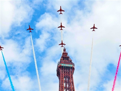 Blackpool... as you please + *Air Show*