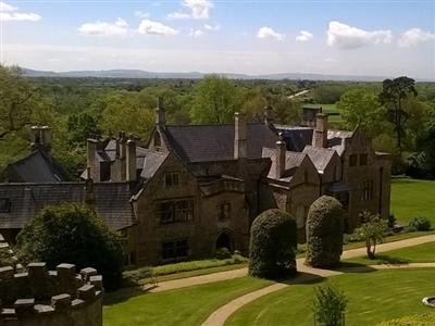 Clevedon Court & Blaise Hamlet (Somerset)