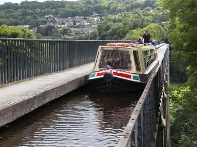 Thomas Telford Aquaduct Trip & Llangollen