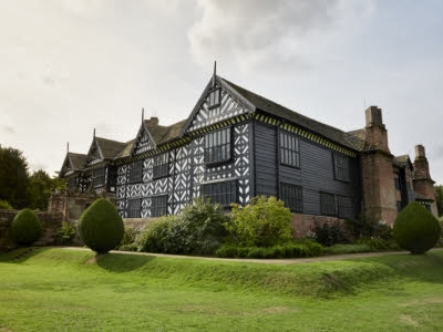 Speke Hall & Gardens (Merseyside) *National Trust*
