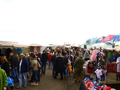 Wellesbourne Market & Stratford-upon-Avon